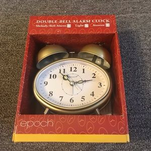 Old School Alarm Clock!